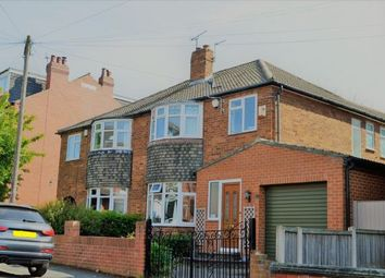 Thumbnail 4 bed semi-detached house to rent in Gledhow Wood Avenue, Roundhay, Leeds