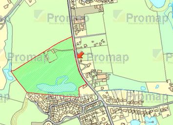 Thumbnail Land for sale in The Causeway, Great Horkesley, Colchester