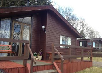 Thumbnail 3 bedroom lodge for sale in Beattock, Moffat