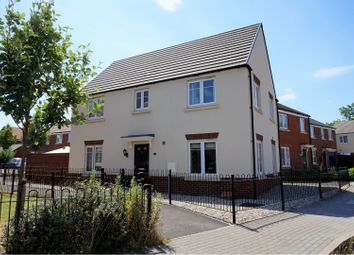 Thumbnail 4 bed detached house for sale in Regent Close, Gloucester