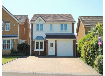 Thumbnail 3 bed detached house for sale in Friston Way, Rochester