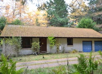 Thumbnail Detached bungalow for sale in The Conifers, Nairn
