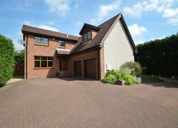Thumbnail 5 bed detached house for sale in Bredin Way, Motherwell