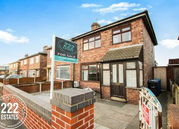 Thumbnail 3 bed terraced house for sale in Ireland Street, Warrington