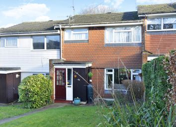 Thumbnail 3 bed terraced house for sale in Manor Gardens, Godalming
