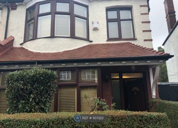 Thumbnail 4 bed semi-detached house to rent in Craignair Road, London