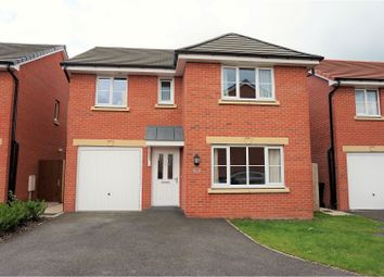 Thumbnail 4 bed detached house for sale in Pembroke Place, Middlewich