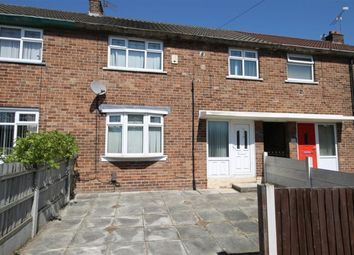 Thumbnail 3 bed town house for sale in Derwent Road, Widnes