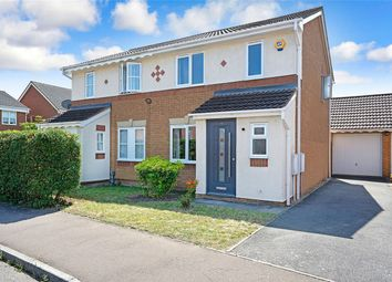 3 bed semi-detached house for sale in Hawthorn Drive, Huntingdon PE29