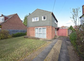 Thumbnail 3 bedroom detached house for sale in Hyde End Road, Spencers Wood, Reading