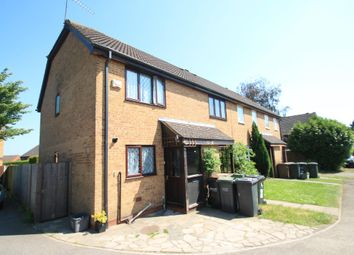 Thumbnail 2 bed property to rent in Bowbrookvale, Luton