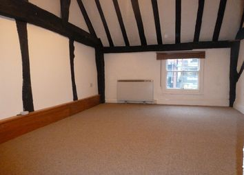 Thumbnail 2 bed flat to rent in Characteristic Two Bedroom First Floor Flat, St Johns, Worcester