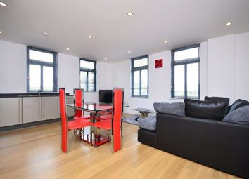 Thumbnail 1 bedroom flat to rent in Caspian Apartments, 5 Salton Square, Canary Wharf