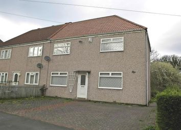 Thumbnail 3 bed semi-detached house for sale in Mayfield Avenue, Throckley, Newcastle Upon Tyne