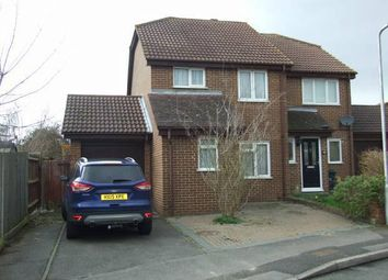 Thumbnail 3 bed semi-detached house for sale in Willowside, Snodland