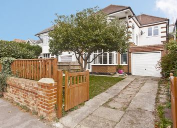 Thumbnail 3 bed detached house for sale in Oxford Avenue, Southbourne, Bournemouth