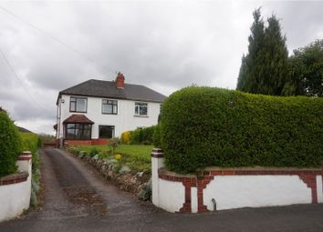 Thumbnail 3 bed semi-detached house for sale in Drubbery Lane, Stoke-On-Trent