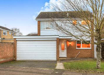 Thumbnail 3 bedroom detached house for sale in Hyholmes, Bretton, Peterborough
