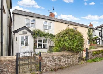 Thumbnail 3 bed end terrace house for sale in Hillside Cottages, Lapford, Crediton, Devon