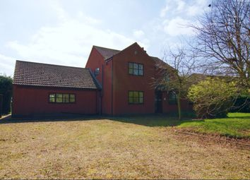 Thumbnail 5 bedroom detached house for sale in Church Lane, Cadney, Brigg