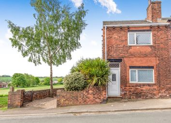 Thumbnail 2 bed end terrace house for sale in Coach Road, Outwood, Wakefield