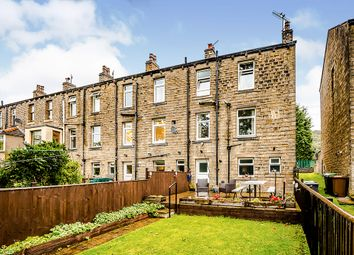Thumbnail 3 bed end terrace house for sale in New Mill Road, Brockholes, Holmfirth, West Yorkshire