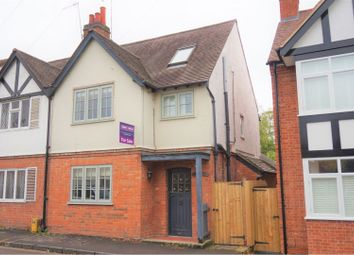 Thumbnail 3 bed end terrace house for sale in Shottery Village, Stratford-Upon-Avon