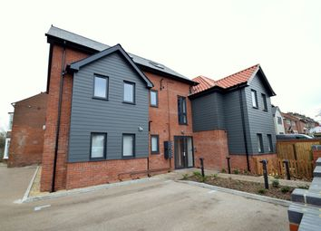 Thumbnail 2 bedroom flat to rent in Fornham Road, Bury St. Edmunds