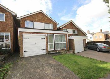 Thumbnail 3 bed detached house for sale in Linwood Road, Harpenden, Hertfordshire