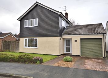 Thumbnail 3 bed detached house for sale in Park Road, Gressenhall, Dereham