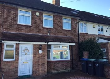 Thumbnail 3 bedroom terraced house to rent in Chelsfield Avenue, London