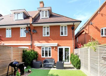 Thumbnail 3 bed semi-detached house for sale in Baillie Park, 7-9 Forest Road, Poole
