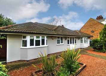 Thumbnail 3 bed detached bungalow for sale in Roseville, Wilstead Road, Elstow, Bedfordshire
