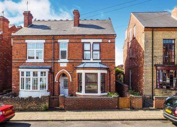 Thumbnail 4 bed semi-detached house for sale in Derbyshire Lane, Hucknall, Nottingham, Nottinghamshire