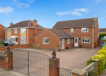 Thumbnail 4 bed detached house for sale in Spalding Road, Bourne