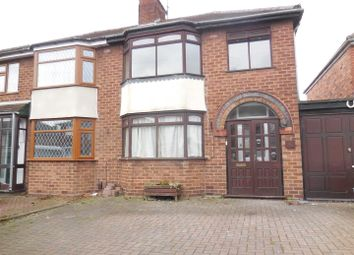 3 bed semi-detached house for sale in Fancourt Avenue, Penn, Wolverhampton WV4