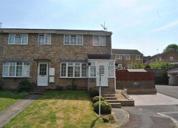 Thumbnail 3 bedroom semi-detached house for sale in Avonmead, Greenmeadow, Swindon