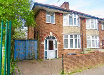 3 bed semi-detached house for sale in St. Ethelbert Avenue, Luton LU3