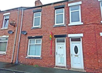 Thumbnail 3 bedroom terraced house for sale in Robert Street, Seaham