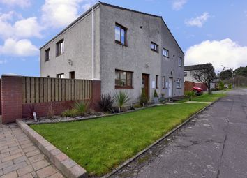 Thumbnail 4 bed semi-detached house for sale in Dundonald Road, Dunfermline