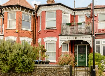 Thumbnail 4 bed terraced house for sale in Melbourne Avenue, Palmers Green, London