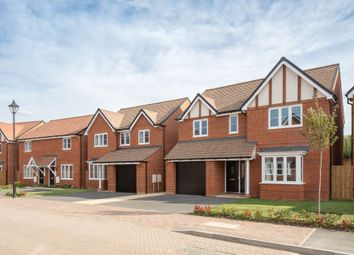 "Thumbnail 4 bedroom detached house for sale in ""The Hemsby"" at Witney Road, Kingston Bagpuize, Abingdon"