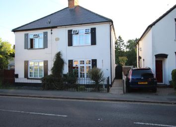 Thumbnail 3 bed cottage to rent in Camphill Road, West Byfleet