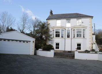 Thumbnail 4 bed property for sale in Summerfield Hall Lane, Maesycwmmer, Hengoed