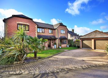 Thumbnail 5 bedroom detached house for sale in Maillards Haven, Penarth