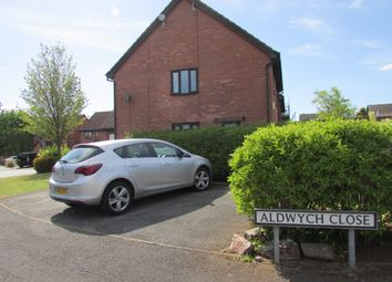 Thumbnail 1 bed maisonette to rent in Aldwych Close, Nuthall, Nottingham