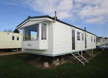 Thumbnail 3 bed mobile/park home for sale in Manor Park Holiday Park, Manor Road, Hunstanton