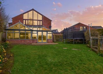 Thumbnail 5 bed detached house for sale in Linstock, Carlisle