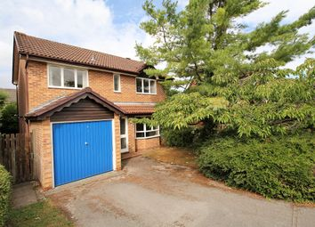 Thumbnail 4 bed detached house for sale in Epsom Down, Alton, Hampshire