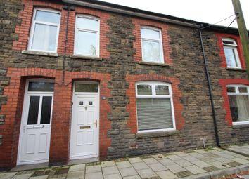 Thumbnail 3 bed terraced house for sale in Gelligroes Road, Pontllanfraith, Blackwood